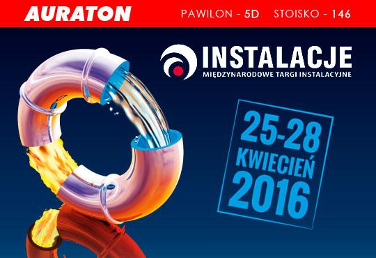 Targi Instalcje 2016